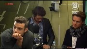Take That à la radio DJ Italie 23/11-2010 018857110833987