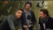 Take That à la radio DJ Italie 23/11-2010 672b54110832293