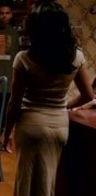 Regina King -ass in tight long skirt- from THIS CHRISTMAS (2 non-HD caps)