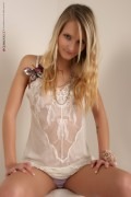 Николь Gerzova, фото 114. Nicol Gerzova Set 07*-White Thong- (21 of 21), foto 114,