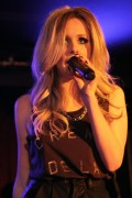 Диана Викерс, фото 722. Diana Vickers performs at the Ruby Lounge, Manchester, England - 08.02.2012, foto 722